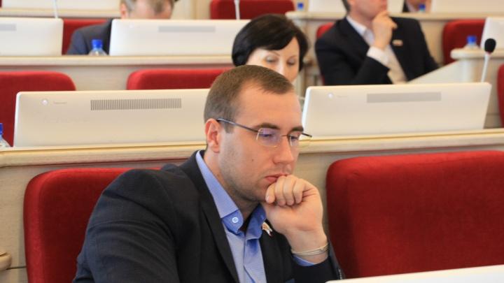 С Жириновским обсудил: депутату от ЛДПР предложили пост замгубернатора Архангельской области