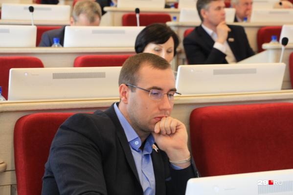 Ранее Сергей Пивков отрицал, что может перейти в правительство области