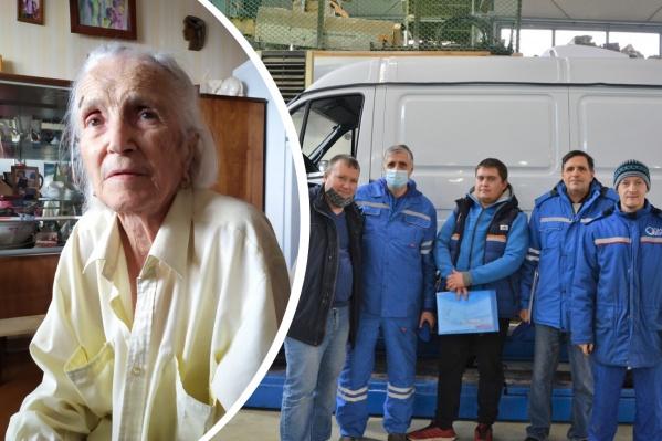 Алла Александровна живет в Железногорске уже 60 лет