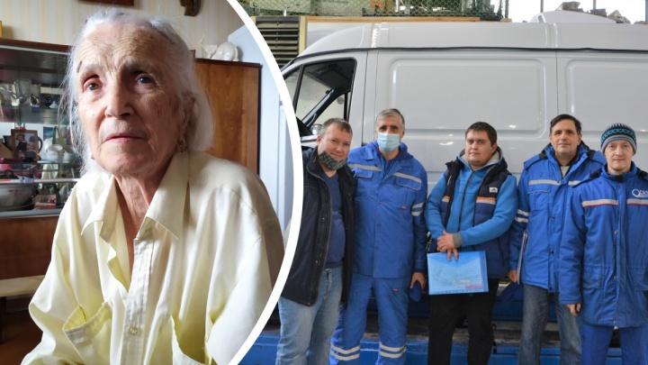 «Всю жизнь жила для себя, а вы — для других»: 90-летняя женщина пожертвовала деньги для хосписа