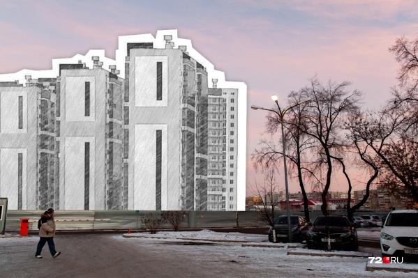 """Сотни тысяч новых жилых квадратных метров появляются в Тюмени каждый год. В этом году темп строительства жилых домов снизился (в сравнении с показателями <nobr class=""""_"""">2019 года</nobr>)"""