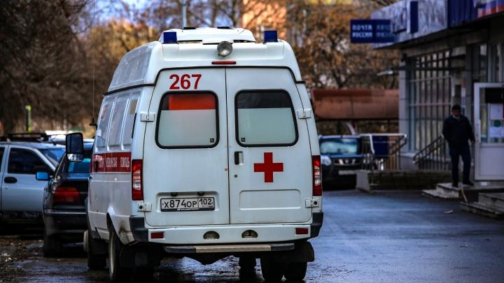 В Башкирии за сутки внебольничной пневмонией заболели в 2,5 раза больше людей, чем коронавирусом