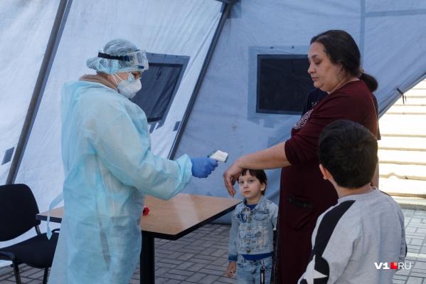 В цыганской диаспоре заболевших может быть несколько десятков человек