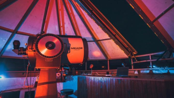 Увидеть яркий Марс в небе невооруженным глазом тюменцы смогут осенью