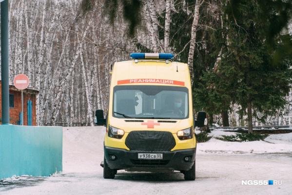 Инцидент произошел в неврологическом отделении Областной клинической больницы