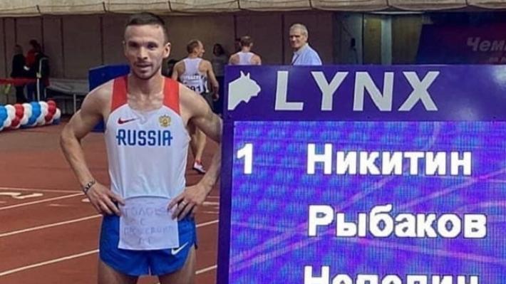 Пермский атлет установил рекорд России в беге на 5000 метров