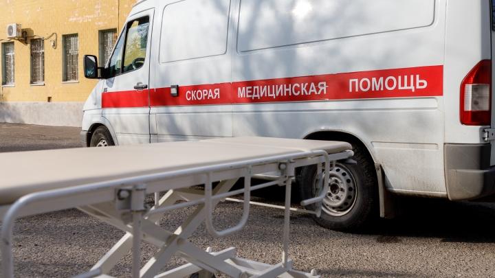 В больницах Волгограда 800 человек лежат с симптомами коронавируса