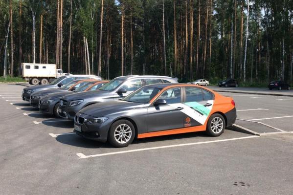 Жители Екатеринбурга любят премиальные машины повышенного комфорта