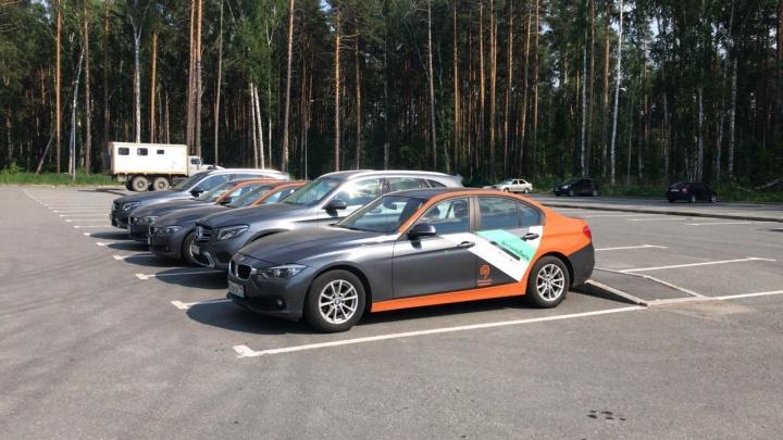 Жители Екатеринбурга стали вдвое чаще брать напрокат автомобили бизнес-класса