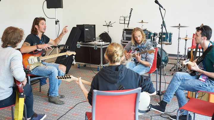 В Екатеринбурге молодым музыкантам раздадут 4 миллиона рублей