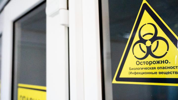 Область заплатит за создание запаса кислорода в больницах Ростова