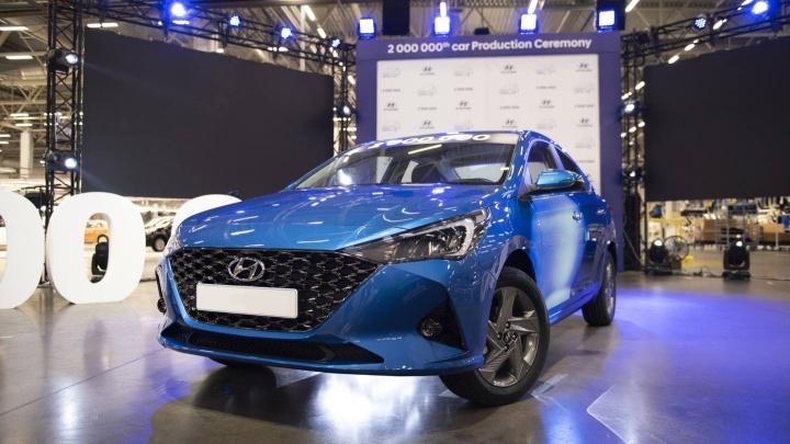 Дорогой ты мой: как Hyundai Solaris обновился и подорожал вдвое
