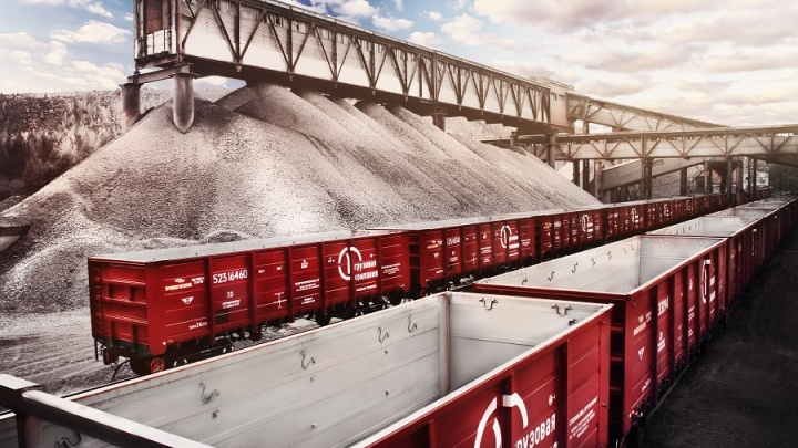 В разы больше: ПГК в Поволжье нарастила объем перевозки щебня из Миньярского карьера