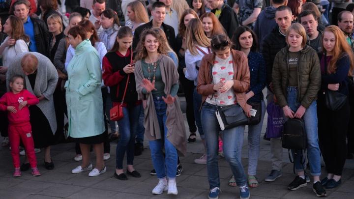 Из-за коронавируса в Свердловской области запретили мероприятия численностью свыше 5 тысяч человек