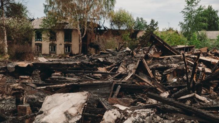 Власти пообещали усилить охрану Камчатской, где участились ночные пожары