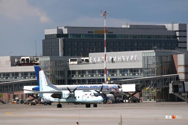 По сравнению с прошлым годом в Ростов-на-Дону из Екатеринбурга стали летать на 98% чаще