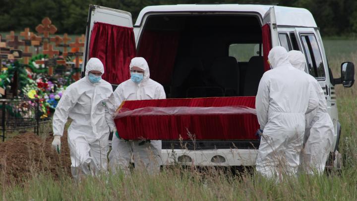 От коронавируса в Омской области умерли четыре пациента за сутки
