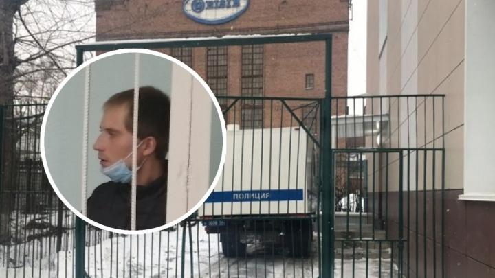 В Новосибирске суд арестовал подозреваемого в убийстве женщины, которая пропала вместе с машиной