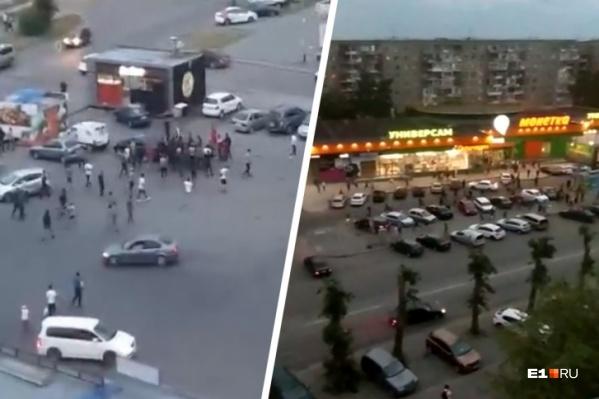 Жители Сортировки жалуются, что боятся выходить на улицу из-за конфликта