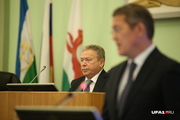 Мустафин занял пост мэра Уфы после прихода в регион Хабирова