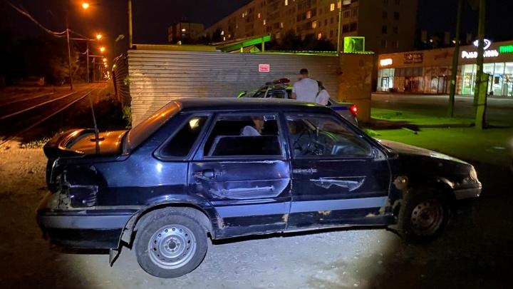 Автоинспекторы бросились в погоню за разбитой «Ладой» на Пархоменко — пойманный водитель попал под уголовное дело