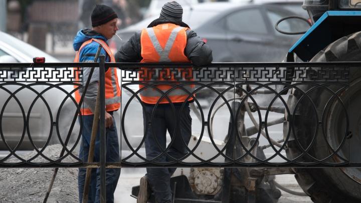 В Ростове отремонтируют Нагибина, Мадояна и еще десять крупных улиц