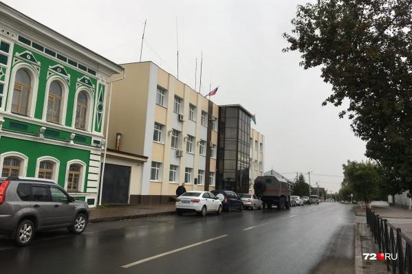 В розыск беглеца объявил Ишимский отдел полиции