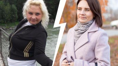 «Таня, ты ли это вообще?» Сибирячка похудела на 32 килограмма, и это полностью изменило её внешность