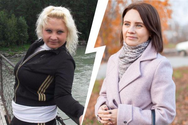 Фото слева было сделано в 2009 году. Но кажется, что сегодняшняя Татьяна выглядит гораздо моложе. Согласны?