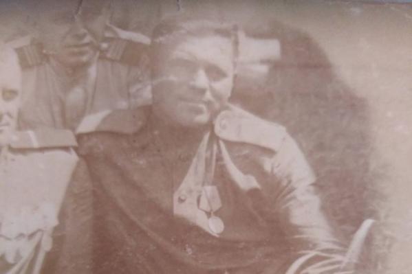 Иван Григорьевич Ермолаев в годы войны