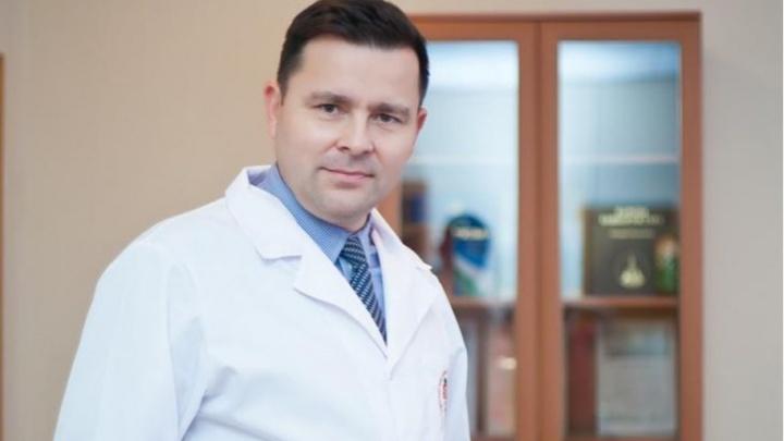 Главврач РКБ имени Куватова в Уфе заразился коронавирусом