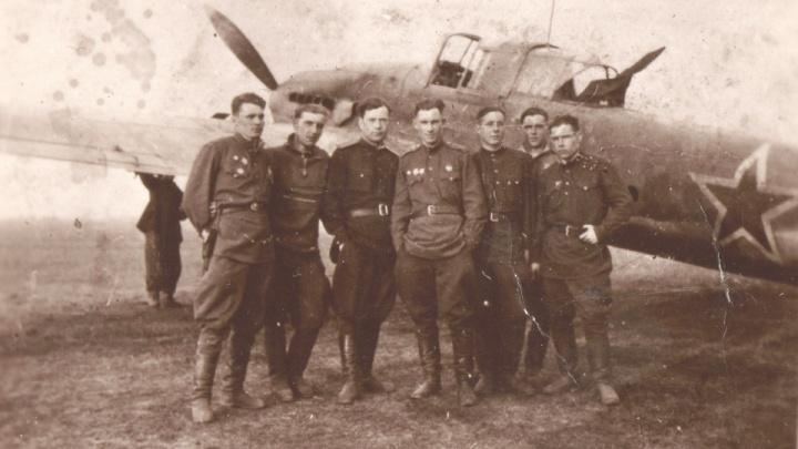 «Не единожды горел»: как лётчик с Урала несколько раз обманывал смерть, чтобы победить на войне