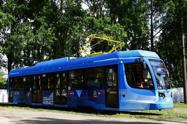 Двигаются новые трамваи практически беззвучно