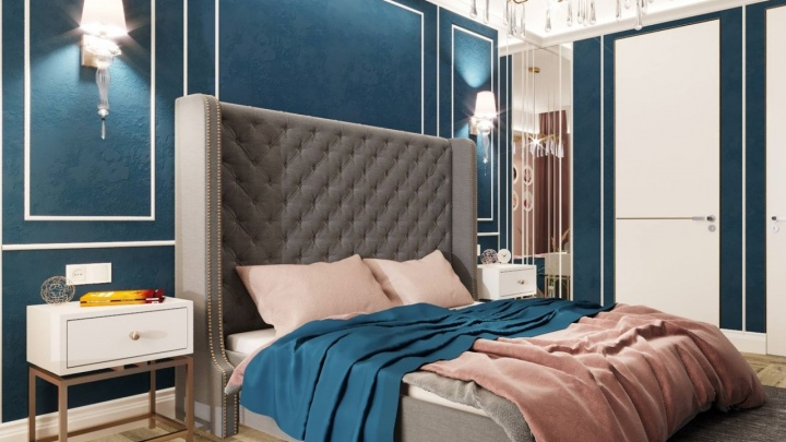 «В спальне не должно быть скучно»: в квартиры челябинцев пригласили дизайнера