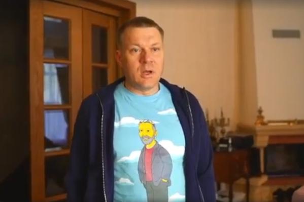 Узнаёте человека на футболке?