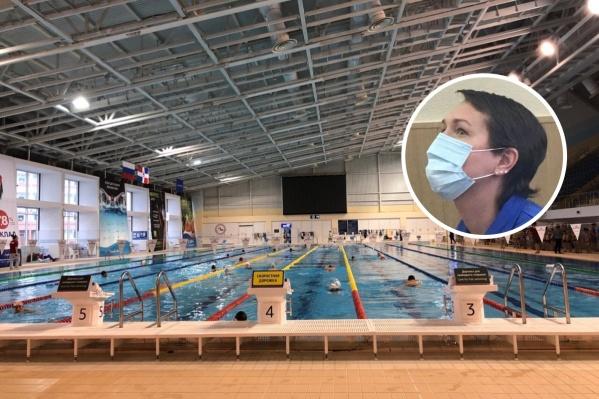 Экс-тренер по плаванию Елена Бологан полностью признала вину