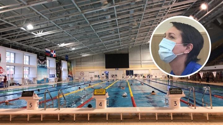 Тренер, осужденная за гибель девочки в бассейне, не стала обжаловать приговор, он вступил в силу