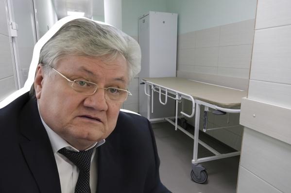 Сергей Миневцев одним из первых тюменских ВИП-персон открыто рассказал о перенесенной коронавирусной инфекции
