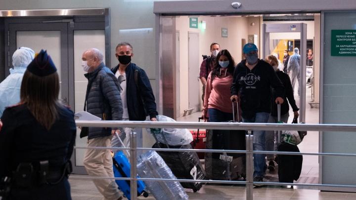 Туристов из Ростова доставят домой на трех спецрейсах