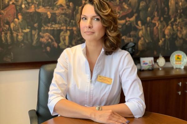 """<i class=""""_""""></i>Елена Куракалова, член европейской ассоциации иммунологов EAACI, с коллегами разработала программу для сильного иммунитета и дыхания полной грудью"""