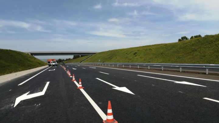 В Кузбассе раньше срока откроют скоростную трассу после капитального ремонта