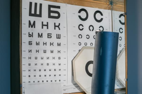 Почти неделю глазной центр не работал и был закрыт на карантин