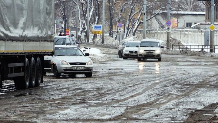Участок Заводского шоссе перекрыли на 20 дней