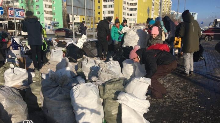 В Самаре предложили снижать тариф за раздельный сбор мусора