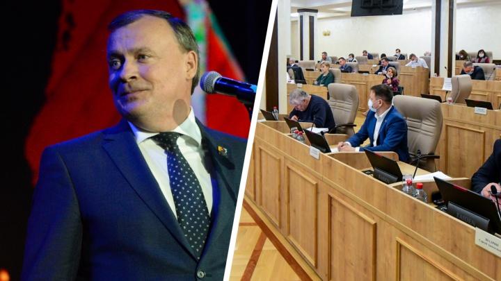 Куйвашеву виднее, где работать его людям: депутаты рассказали, чего ждут от Алексея Орлова