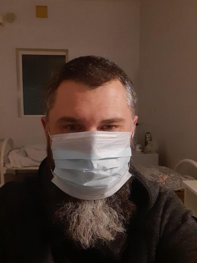 Александр Белов болел коронавирусом 21 день