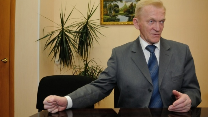 Вместо Алтушкина почетным жителем Екатеринбурга стал главный эпидемиолог города