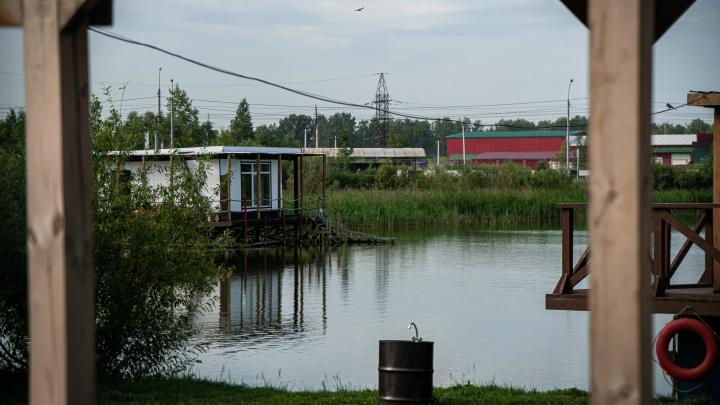 Озеро Грез и ещё 3 городских водоёма с пляжами — сколько стоят беседки, катамараны и вейкборды