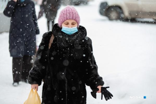 Кемерово оказался на втором месте по суточной заболеваемости