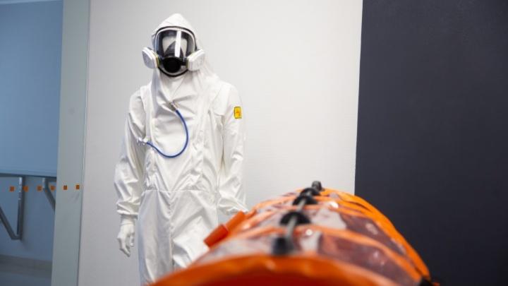 Стали известны результаты анализов госпитализированных с подозрением на коронавирус в Кумертау